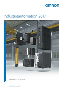 OMRON: Industrieautomation 2017
